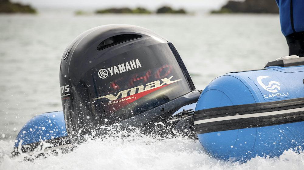 Yamaha lance la gamme de hors-bord V MAX SHO en Europe