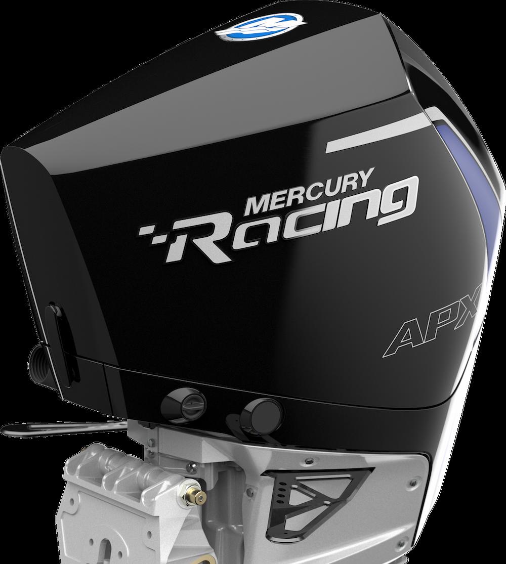 Nouveau Mercury 360 APX, la Formule 1 en ligne de mire