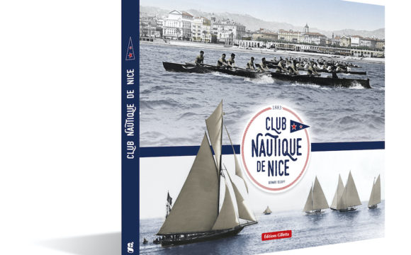 club nautique de Nice livre