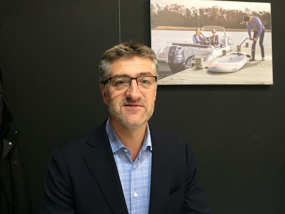 Fabrice Lacoume - Yamaha Marine