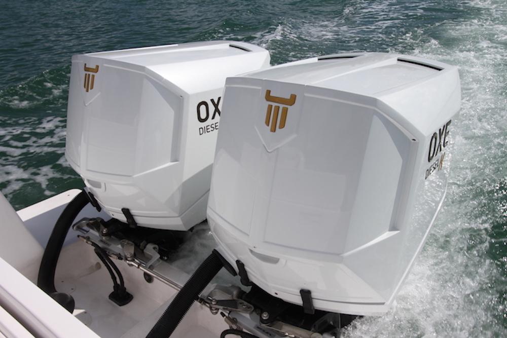 OXE 200 diesel 1 bimotorisation
