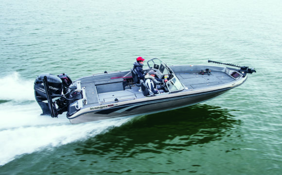 Ranger 622 FS Pro navigation
