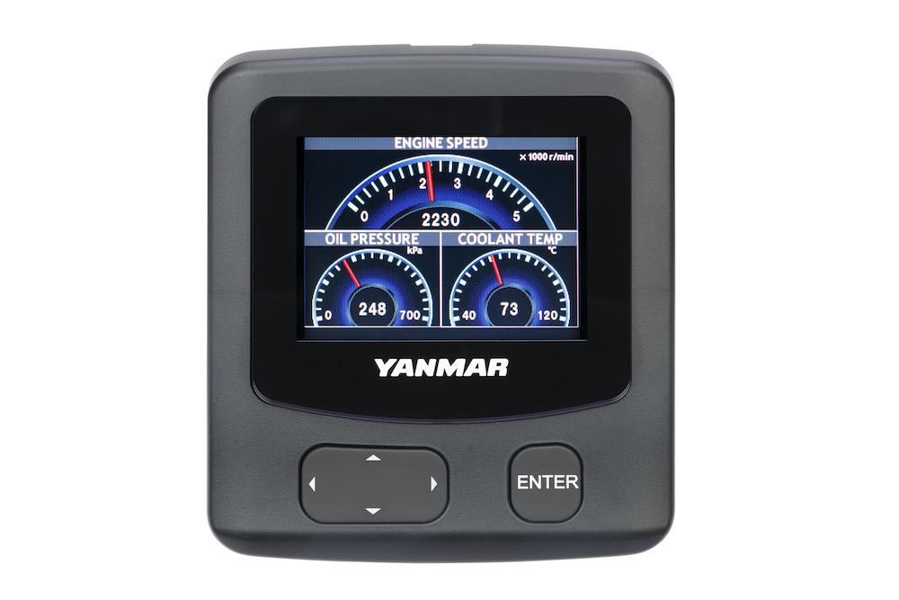 YANMAR - VC20 écran