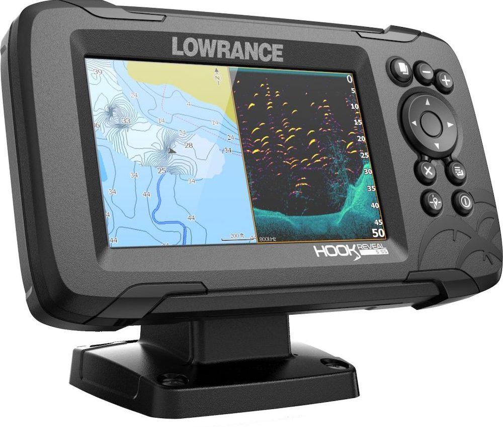 Lowrance Hook Reveal_vue complète