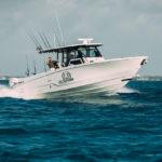Wellcraft 402 Fisherman - navigation