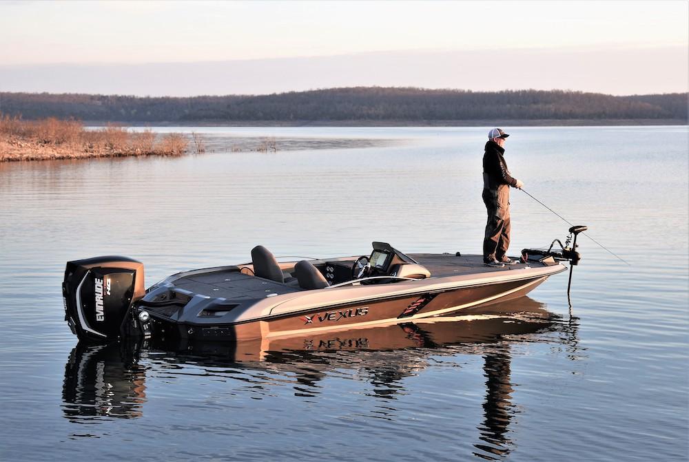 Vexus VX 20 - pêche