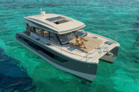 Fountaine Pajot MY4S - avant