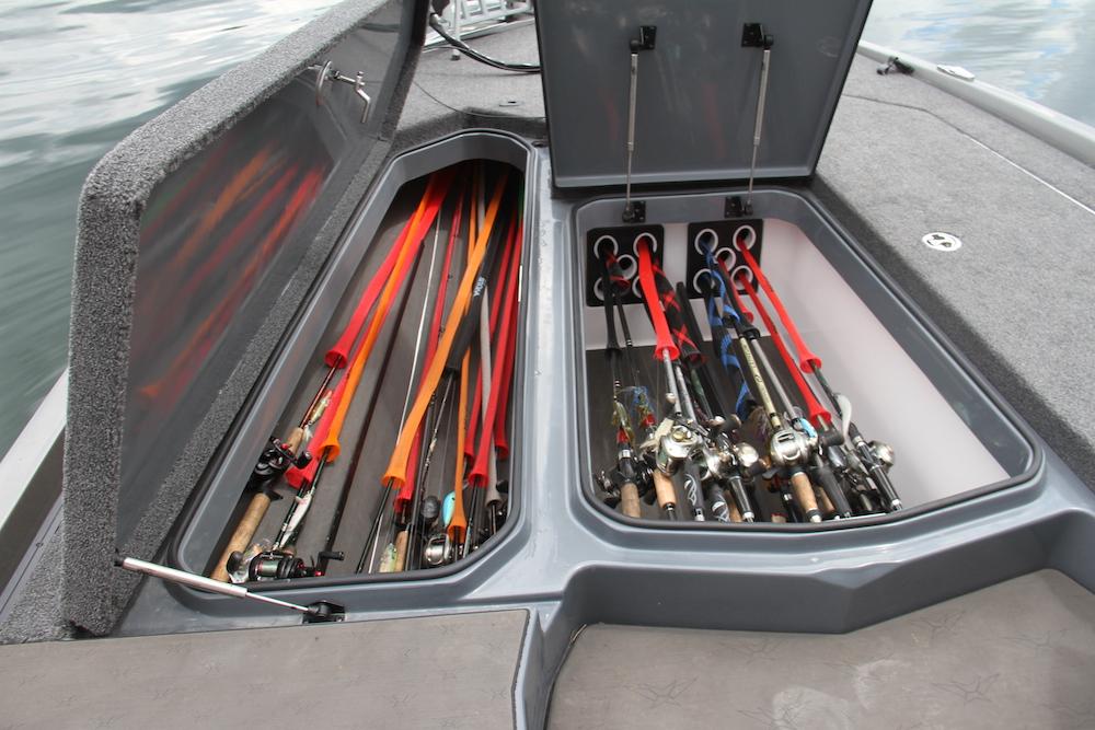 Vexus VX 20 - coffres