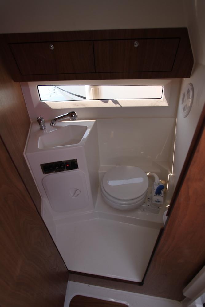 Parker 790 Explorer-  toilettes