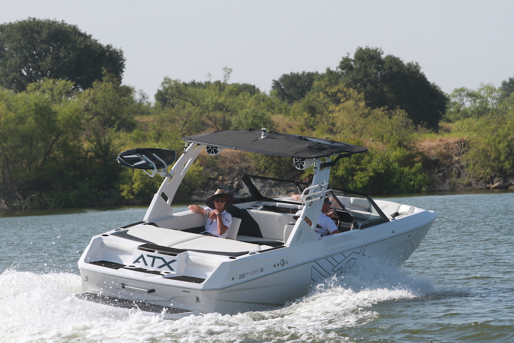 ATX 22 Type S - navigation