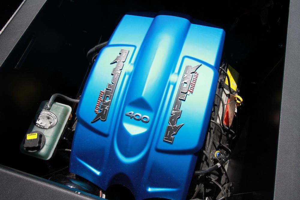 ATX 22 Type S - motorisation