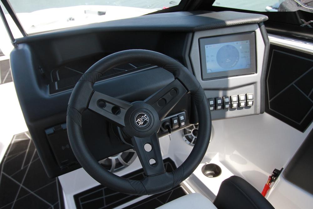 ATX 22 Type S - console