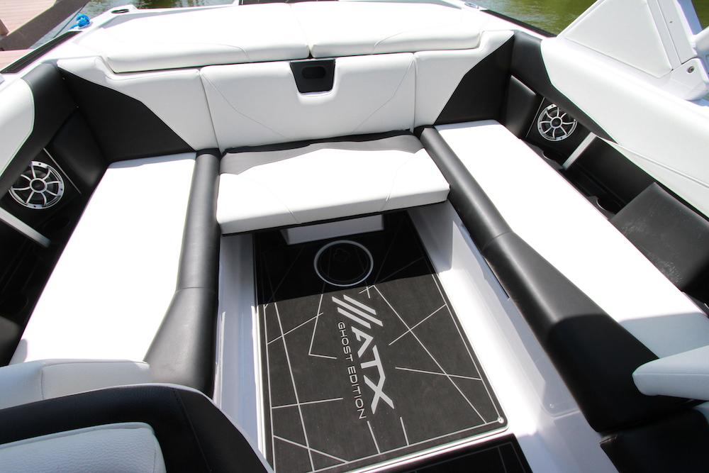 ATX 22 Type S - cockpit
