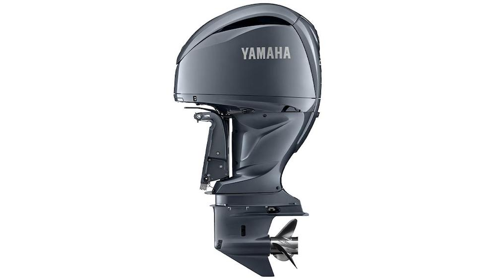 Yamaha V6 - 2021 - bleu