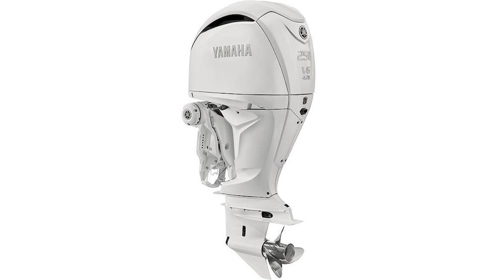 Yamaha V6 - 250 ch - 2021