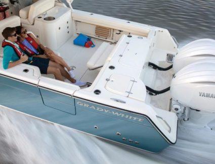Yamaha V6 - 9 - bateau