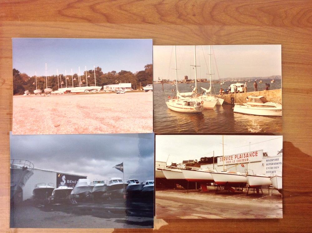 Brest Ocean Boat historique