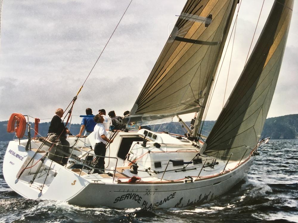 Brest Ocean Boat course au large