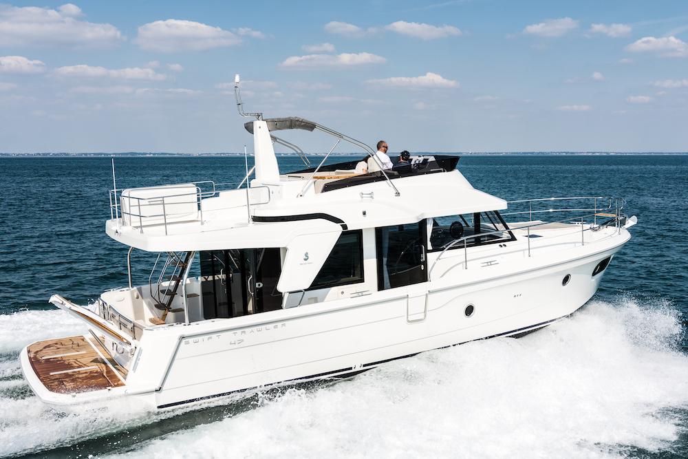 Beneteau ST 47 - navigation