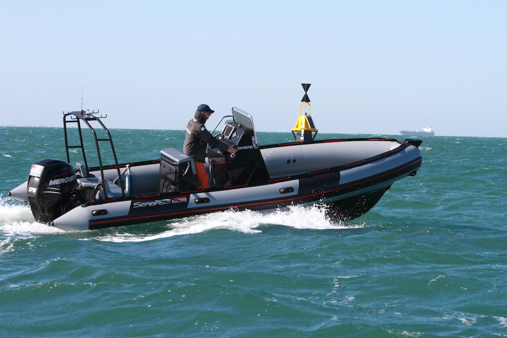 Seabass 698 - bâbord