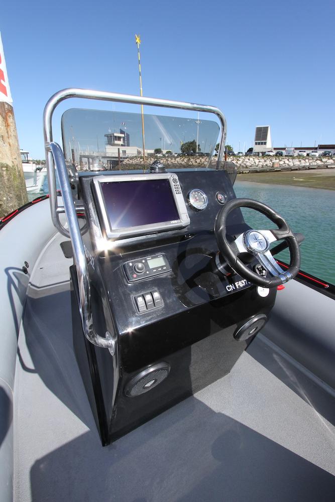 Seabass 698 - console