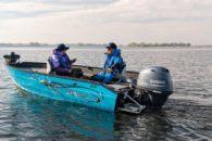 yamaha - finval barque pêche