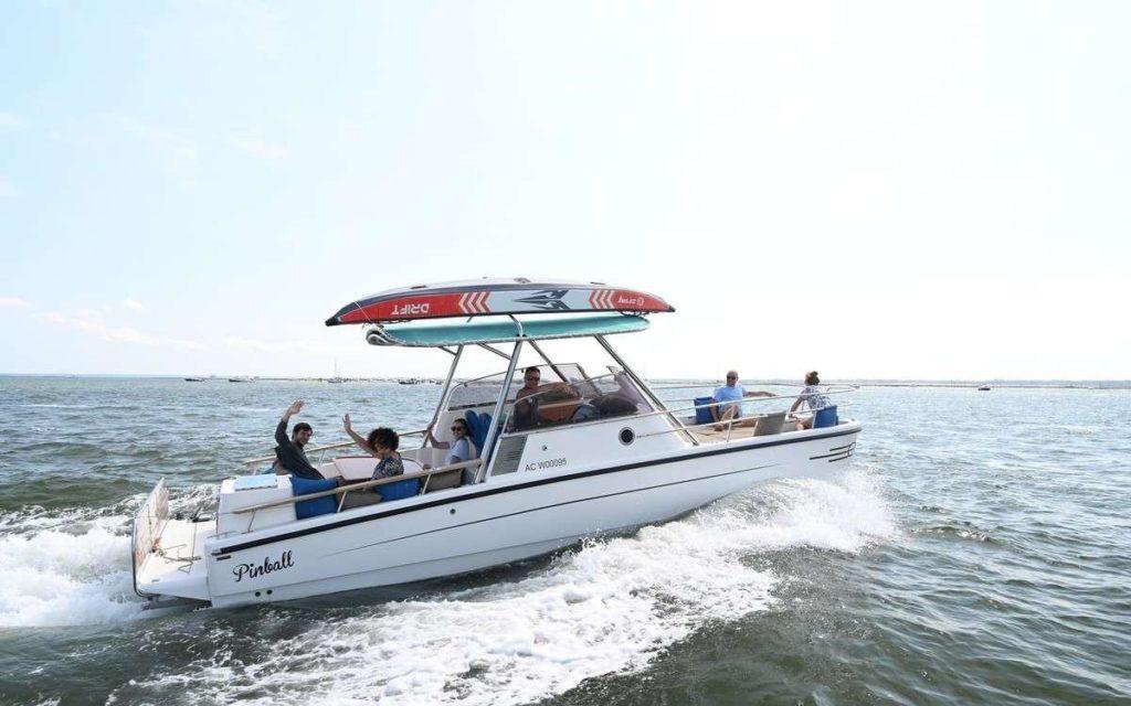 Pinnball yacht navigation