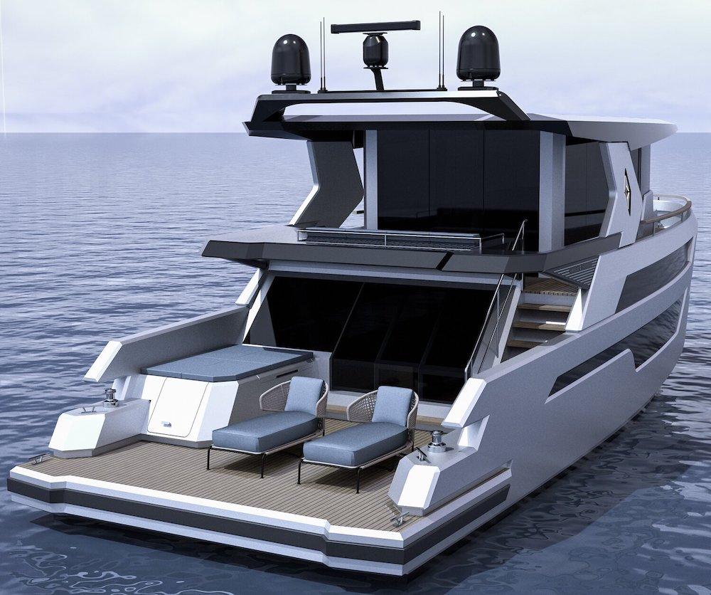Alva Yachts détails