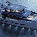 Alva Yachts illustration